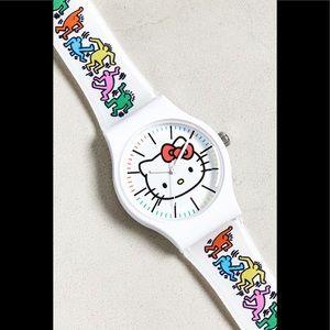 Hello Kitty X Keith Haring Watch